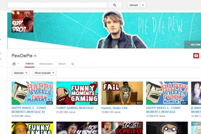 10 Orang Ini Menjadi Kaya Karena Youtube