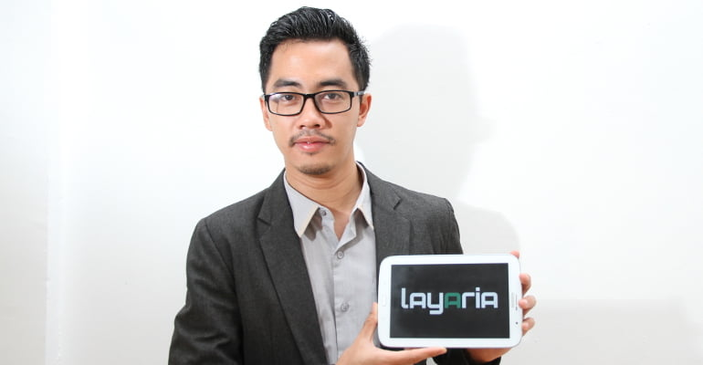 Dennis Adhiswara – Layaria startup kamikamu.co.id