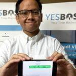 Kisah Inspirasi Irzan Raditya Bersama Yesboss startup kamikamu.co.id