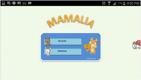 Mamalia 1