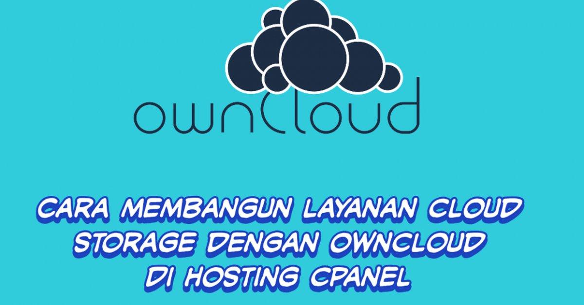 cara-membangun-layanan-cloud-storage-dengan-owncloud