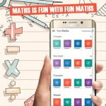 [ANDROID APP] Fun Maths - Gamification Maths